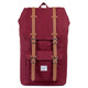 Herschel Little America Backpack Windsor Wine/Tan
